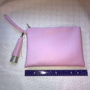 New tassel Clutch handbag purse with carry strap